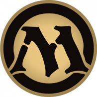Magic the Gathering logo vector logo