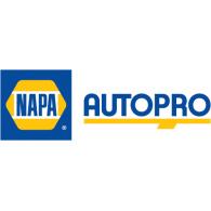 Napa Autopro logo vector logo