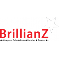 BrillianZ Computers logo vector logo