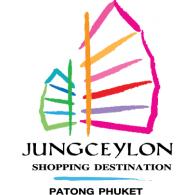 Jungceylong logo vector logo