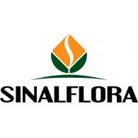 Sinalflora logo vector logo