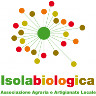 Isola Biologica logo vector logo