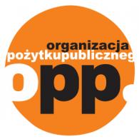 Organizacja Pozytku Publicznego logo vector logo