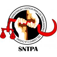 SNTPA logo vector logo