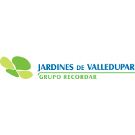 Jardines de Valledupar logo vector logo