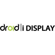 Droid i Display logo vector logo