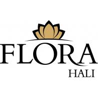 Flora Halı logo vector logo