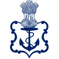 Indian Navy logo vector logo