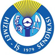 Hizmet-İş Sendikası logo vector logo