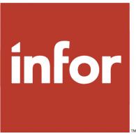 Infor logo vector logo