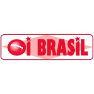 Oi Brasil logo vector logo