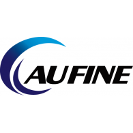 Aufine logo vector logo