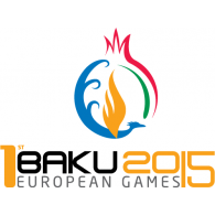 Baku 2015 First European Games logo vector logo