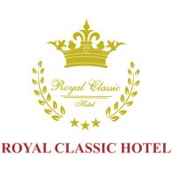 Royal Classic Hotel *** logo vector logo