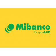 Mibanco logo vector logo
