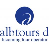 Albtours D logo vector logo