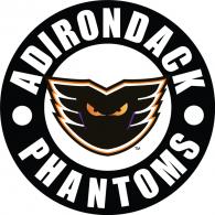 Adirondack Phantoms logo vector logo