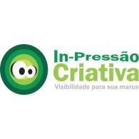 In-Pressão Criativa logo vector logo