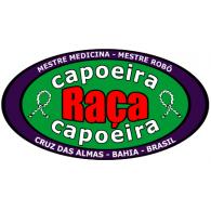 CAPOEIRA RAÇA logo vector logo