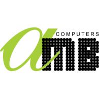 AMB Computers logo vector logo