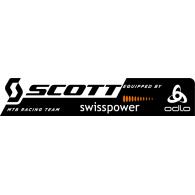 Scott Swisspower logo vector logo