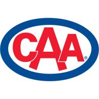 CAA logo vector logo