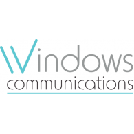 Windows Communications logo vector logo