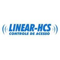 Linear-HCS Controle de Acesso logo vector logo