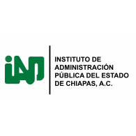iAP Chiapas logo vector logo