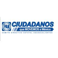 Ciudadanos que Movemos a México logo vector logo