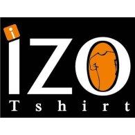 izo Tshirt logo vector logo