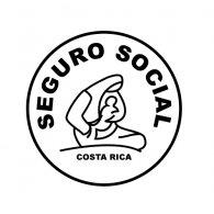 Seguro Social Costa Rica logo vector logo