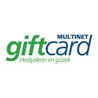 Multinet Giftcard logo vector logo