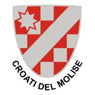 Croati del Molise logo vector logo