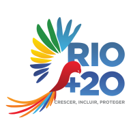Rio + 20 logo vector logo