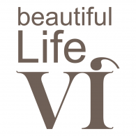 Beautiful Life VI logo vector logo