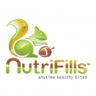 NutriFills logo vector logo