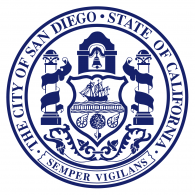 The City of San Diego logo vector logo