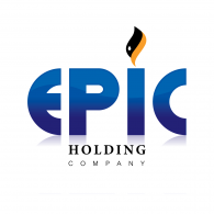 Epic logo vector logo