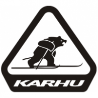 Karhu logo vector logo