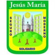 Jesus Maria logo vector logo