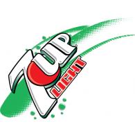 7up Light logo vector logo