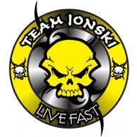 Team Jonski Racing Club logo vector logo