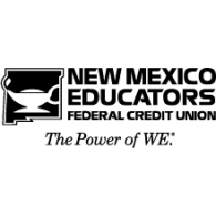 New Mexico Educators FCU logo vector logo