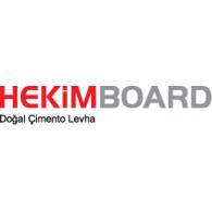 Hekimboard logo vector logo