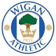 Wigan Athletic logo vector logo