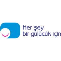 Her Şey Bir Gülücük İçin logo vector logo