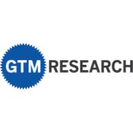 GTM Research logo vector logo
