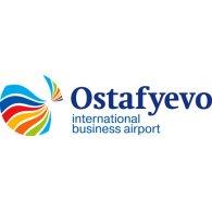 Ostafyevo logo vector logo