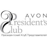 Президентский Клуб Представителей Avon logo vector logo